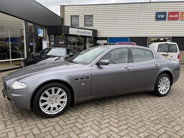 Maserati-Quattroporte