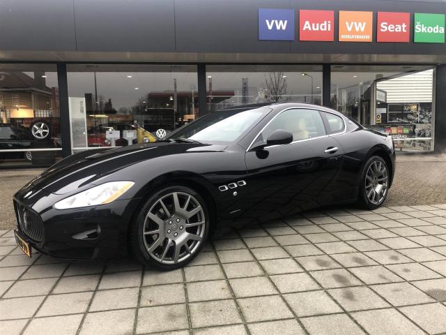 Maserati-GranTurismo, moet gezien worden.