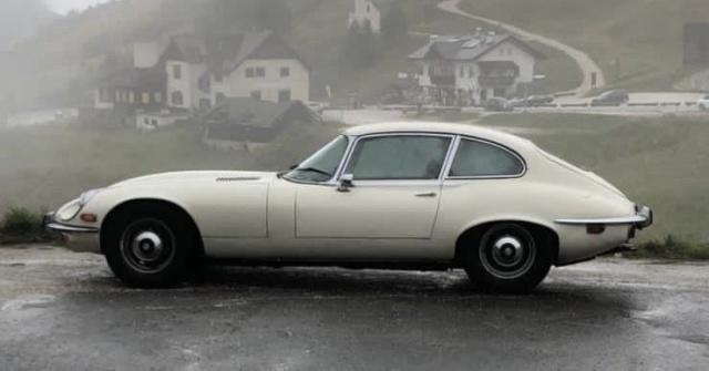 """Jaguar-""""E"""" Type"""