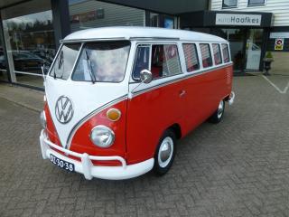Volkswagen-t1 spijlbus